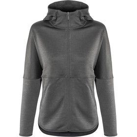The North Face Cozy Slacker Veste polaire zippée Femme, tnf dark grey heather